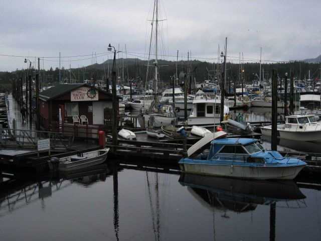 The Ketchikan Yacht Club Picture