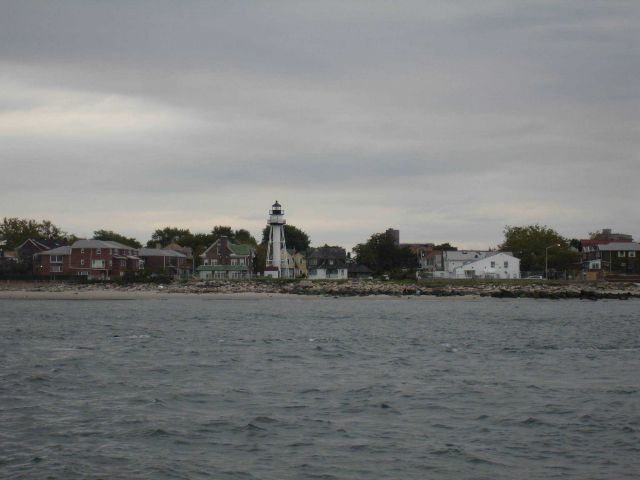 The Coney Island (Nortons Point) Lighthouse at Coney Island. Picture