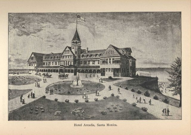 The Hotel Arcadia Picture