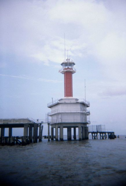 Southwest Pass Lighthouse Picture