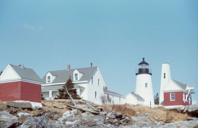 Pemaquid Point Lighthouse Picture