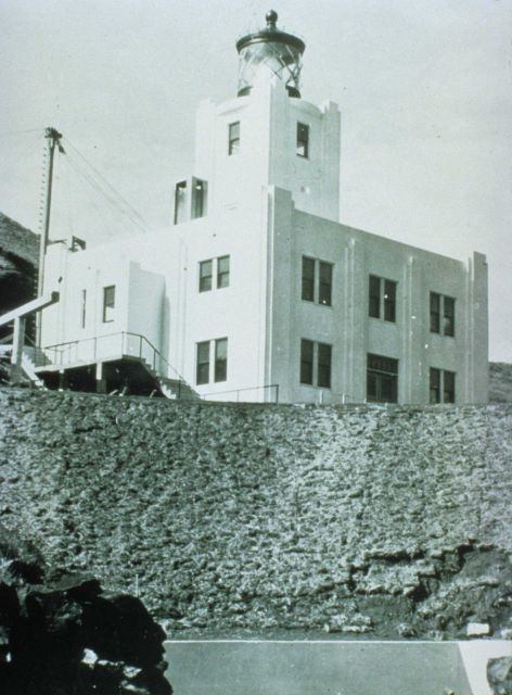 Scotch Cap Lighthouse Picture
