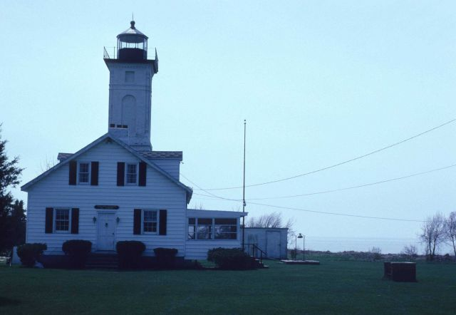 Stony Point Lighthouse along the St Picture