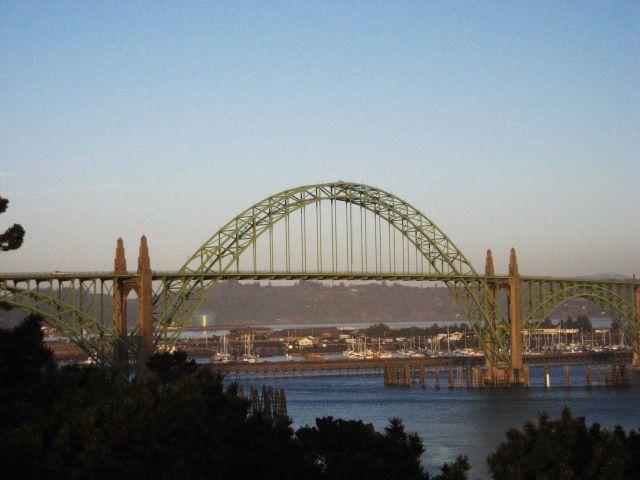 The bridge at Newport Picture