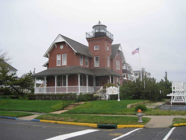 Sea Girt Lighthouse. Picture