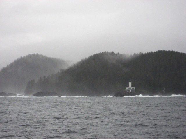 Cape Decision Lighthouse Picture