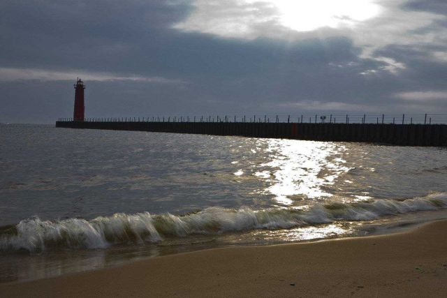 Muskegon Lighthouse Picture