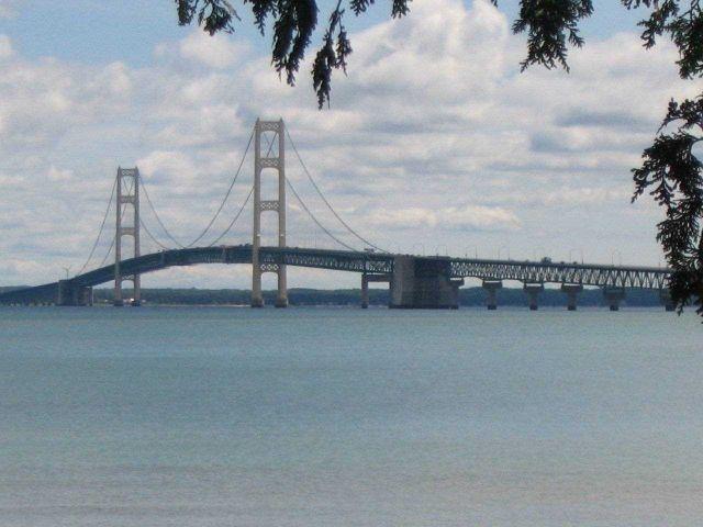 Mackinac Bridge Picture