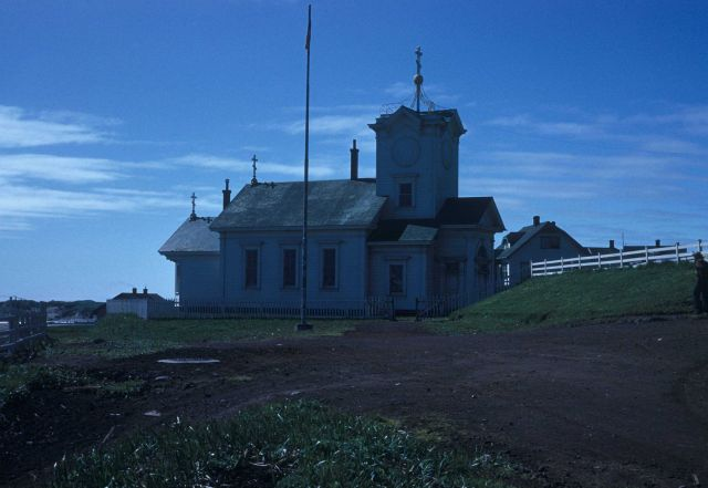 The Russian Orthodox Church at St Picture