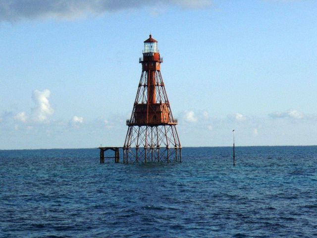 American Shoal Lighthouse Picture