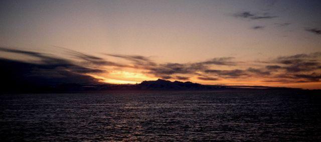 Alaska sunset Picture