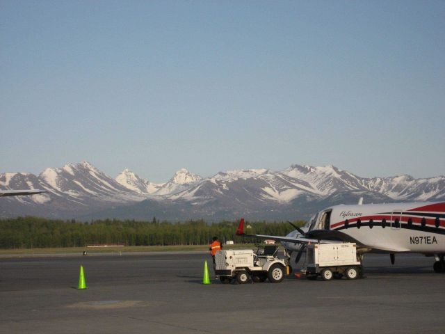 The Anchorage airport Picture