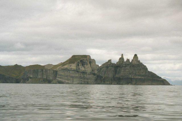 A view of Castle Cape. Picture
