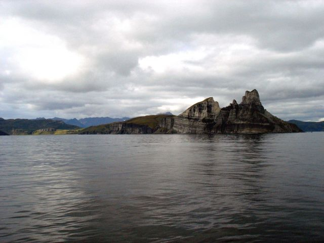 A view of Castle Cape. Picture