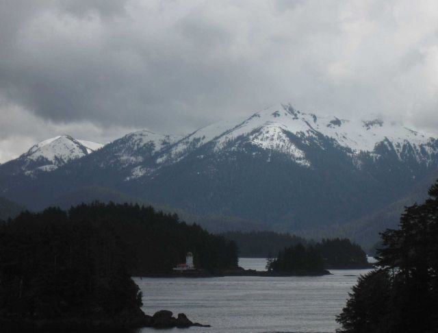 Rockwell Lighthouse near Sitka Picture