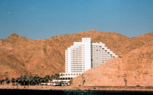 The Princess Hotel at Eilat, Israel Picture
