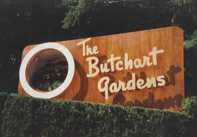 Butchart Gardens Picture