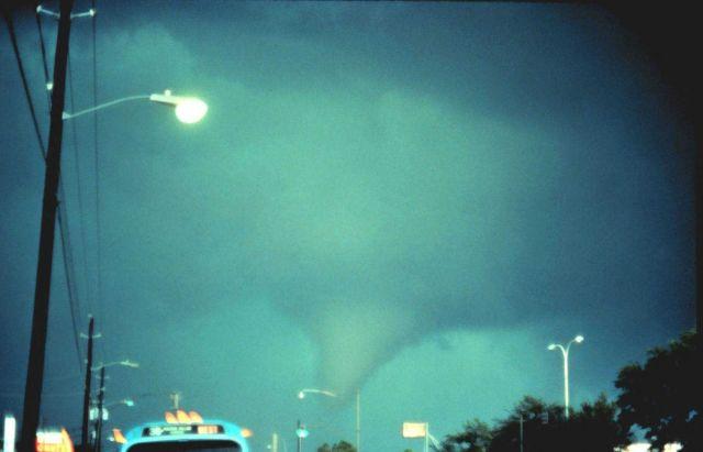 Dallas Tornado. Picture