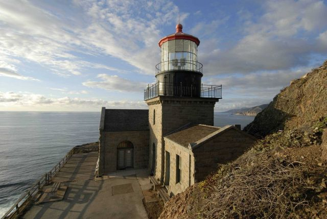 Point Sur Lighthouse Picture
