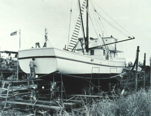 The Bureau of Commercial Fisheries Research Vessel GEORGE M Picture