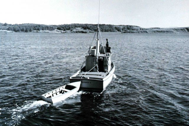 Fish and Wildlife Service Patrol Boat SHEARWATER II. Picture
