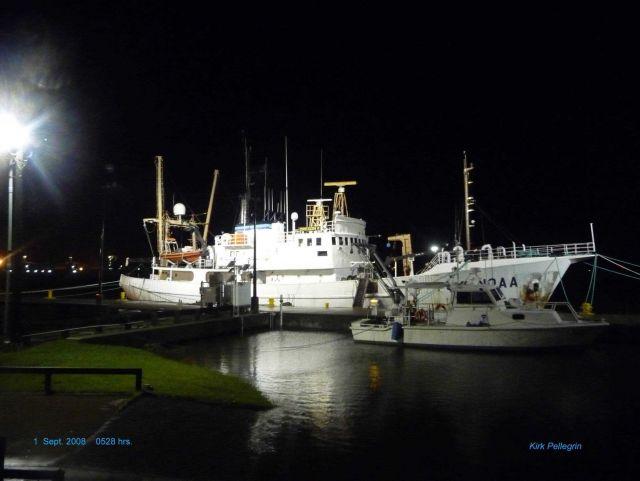 NOAA Ship OREGON II Picture
