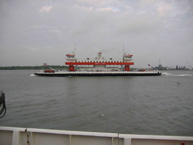Texas Department of Transportation ferry ROBERT C Picture
