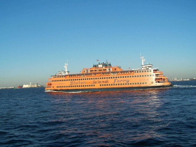 Staten Island Ferry Picture