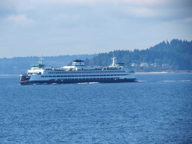 Seattle ferry boat TACOMA Picture