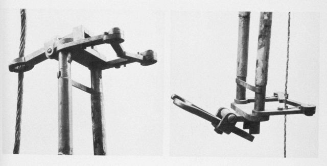 Figure 21 (continued.) Detail of the device which connects the end of the net with the wire Picture