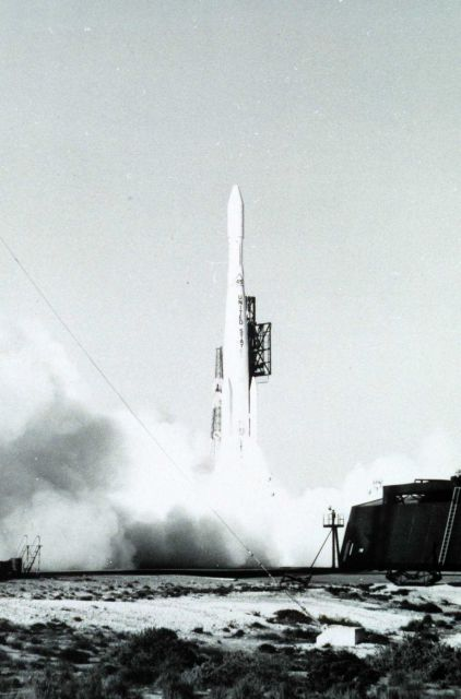 ESSA 4 lifts off Picture