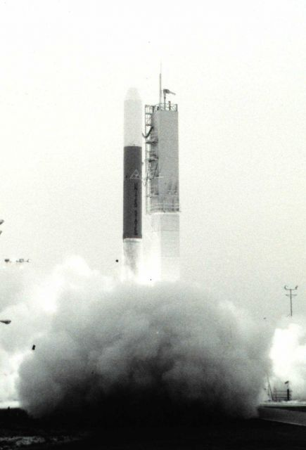 NOAA 5 lifts off Picture