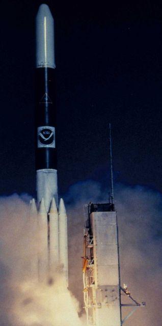 Satellite launch Picture
