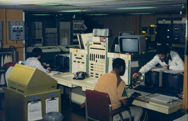 Satellite Operations Control Center (SOCC) Picture