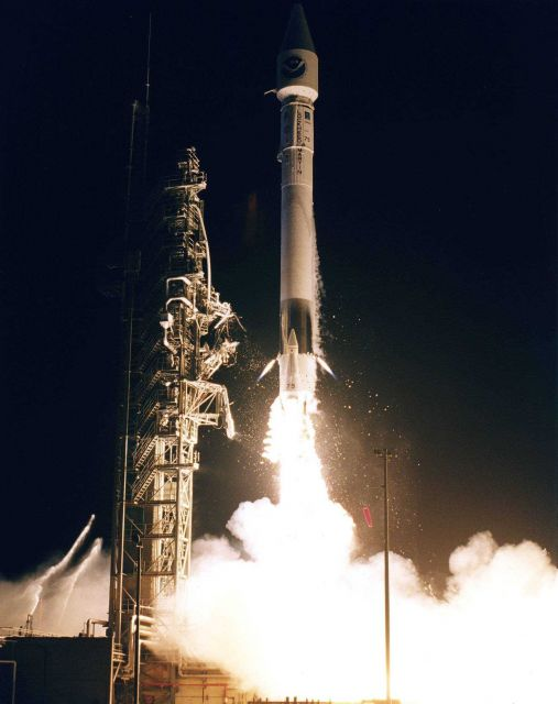 GOES-K launch from Cape Canaveral Picture