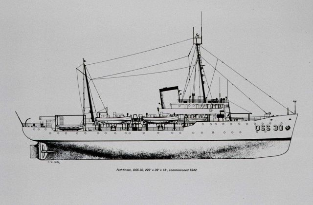 Coast and Geodetic Survey Ship PATHFINDER Picture