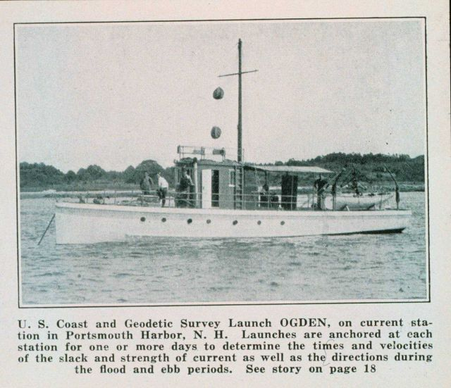The launch OGDEN Picture