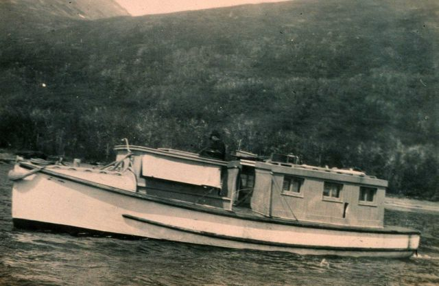 Launch HELIANTHUS at Zachar Bay Picture