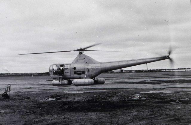 Sikorski helicopter used in vicinity of Kuskokwim Bay Picture