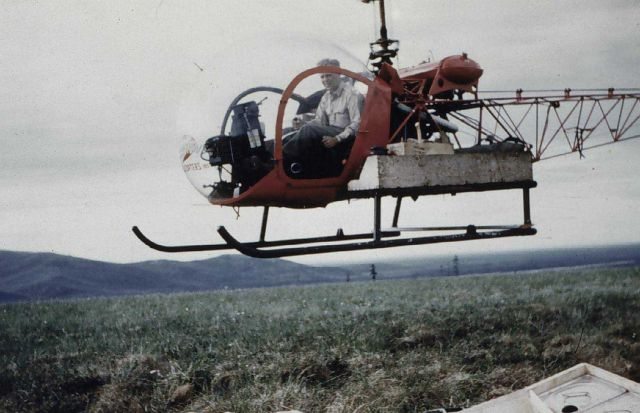 Helicopter Operations in Alaska Picture