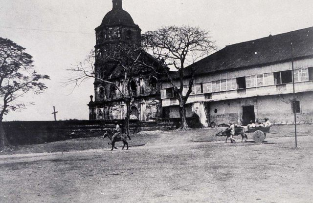 The church at San Carlos Picture