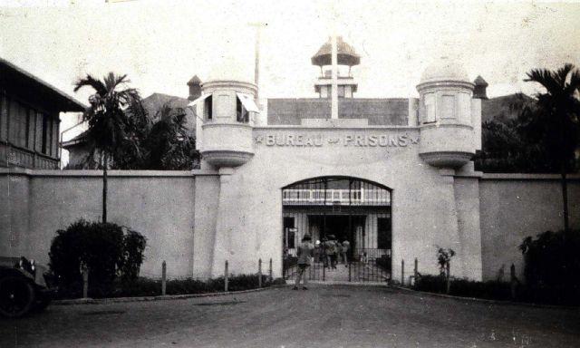The infamous Bilibid Prison Picture