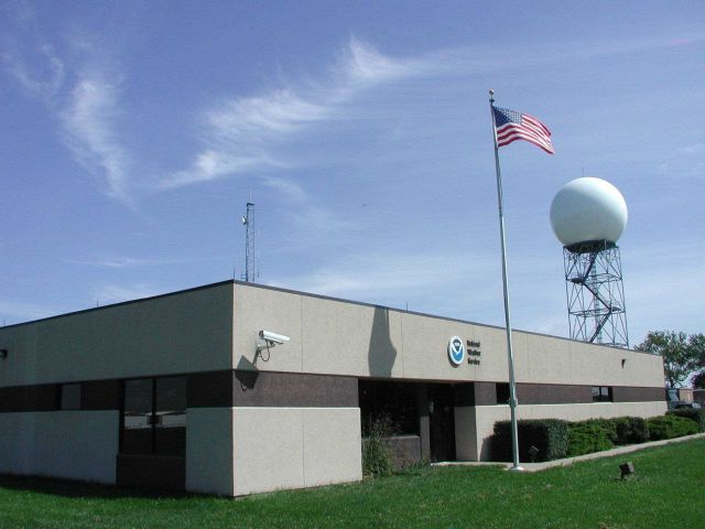 National Weather Service Quad Cities WSFO Picture