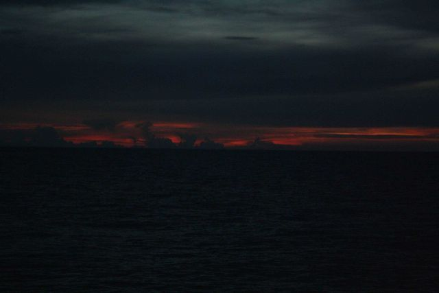 Red sky at night, sailor's delight Picture