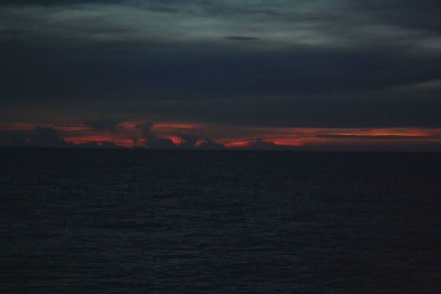 Sunset on the Gulf Stream Picture