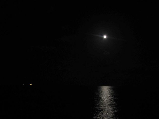Moonshine over the Gulf of Mexico Picture