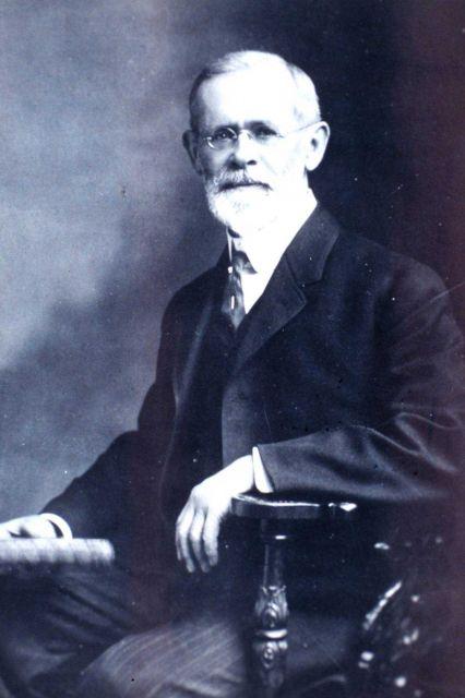Professor Cleveland Abbe. Picture