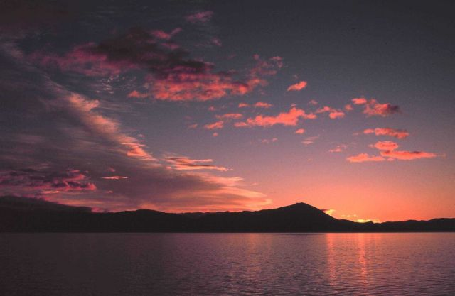 Sunrise in Southeast Alaska Picture