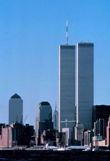 Manhattan - World Trade Center Picture