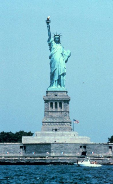 The Statue of Liberty, New York Harbor Picture